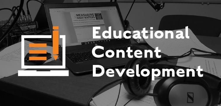 Educational Content Development
